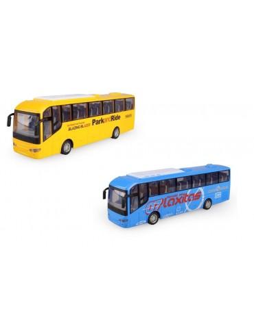 Autobus turystyczny na radio z ładowarką