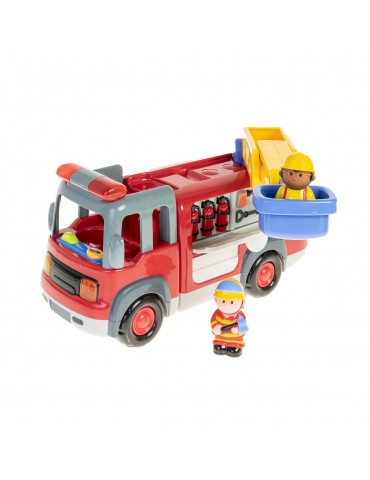 Smily Play Auto Straż Pożarna Pali się
