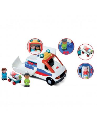 Smily Play Ambulans na ratunek