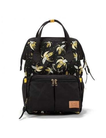 La millou plecak dolce vita (Banana Split Black)