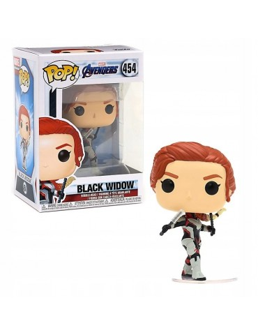 Figurka Funky Pop Marvel Avengers BLACK WIDOW