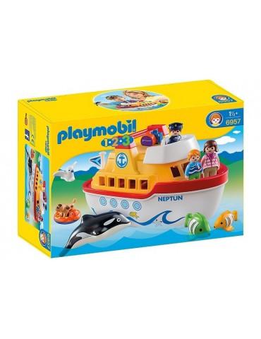 Playmobil Mój przenośny Statek