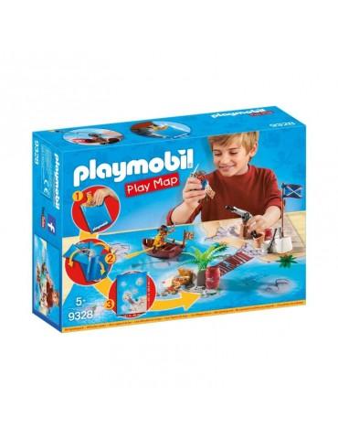 Playmobil Play Map Piraci