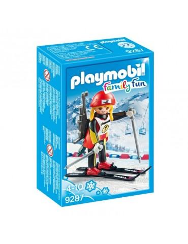 Playmobil Biathlonistka