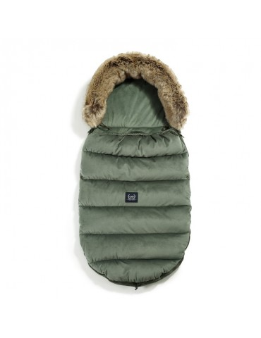 La Millou Velvet Collection Aspen Śpiworek Winterproof Stroller Bag Uni