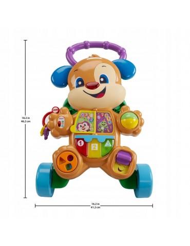 Fisher Price zabawka edukacyjna Szczeniaczek Uczniaczek - wersja angielska