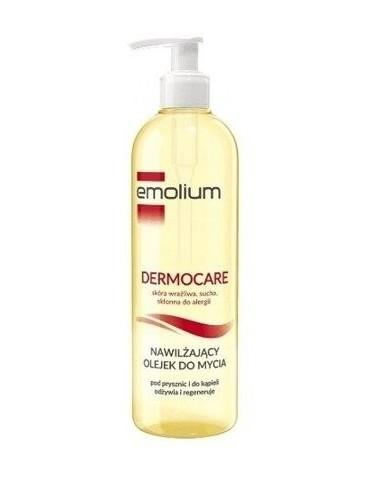 Emolium Dermocare Olejek naw.d/mycia 400ml