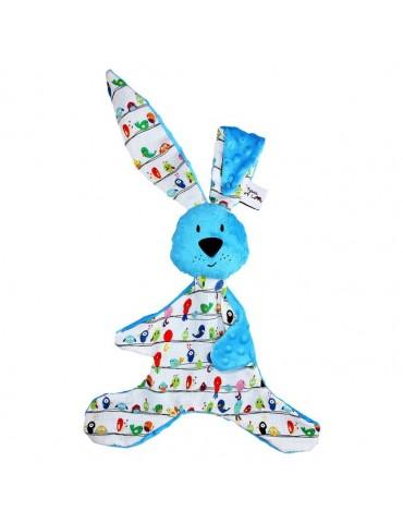 Mom's Care Hencz Toys Kic Kic niebieski