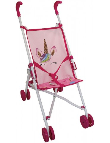 Spacerówka dla lalki Smily Play