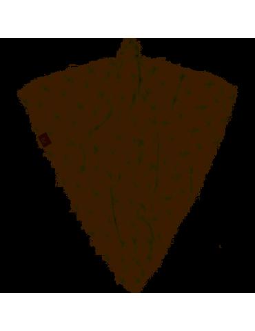 Pulp Pieluszka bambusowa z jonami srebra 75x70 Listki mięta