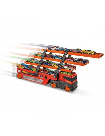Hot Wheels Mega Transporter do przewozu aut