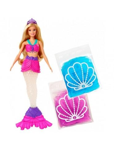 Barbie Dreamtopia  Lalka Syrenka i Brokatowy Slime