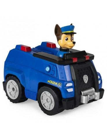 Psi Patrol Pojazd RC Zdalnie sterowany z figurką Chase'a