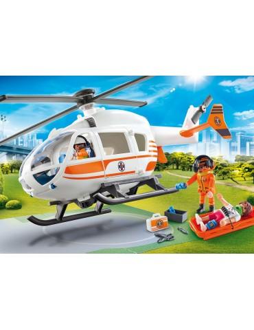 Playmobil Helikopter ratowniczy