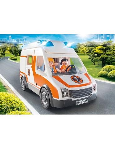 Playmobil Karetka ze światłem i dźwiękiem