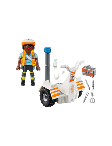 Playmobil Ratowniczy Balance Racer