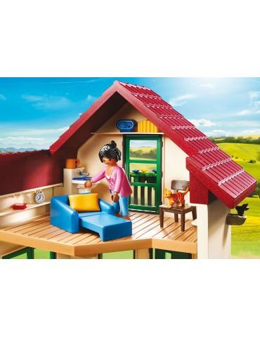 Playmobil Wiejski dom