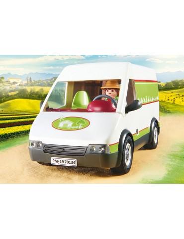 Playmobil Samochód do sprzedaży owoców i warzyw