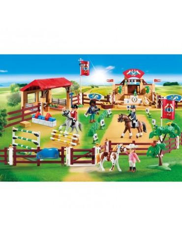 Playmobil Duży turniej jeździecki Edycja limitowana