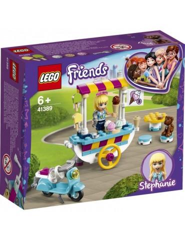 Lego Friends Wózek z lodami