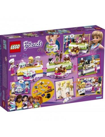 Lego Friends Konkurs pieczenia