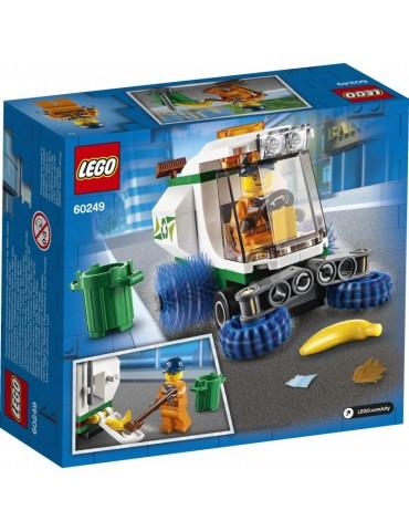 Lego City Zamiatarka