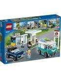 Lego City Stacja benzynowa