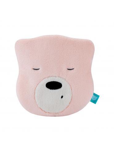 Szumiś Maskotka Głowka Mini różowa z mechanizmem szumiącym