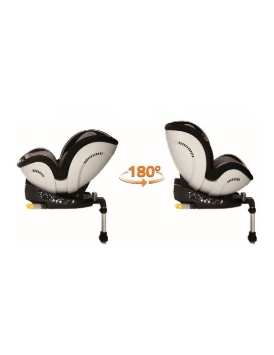 Casualplay fotelik 0-18 kg Jet VOLTA FIX