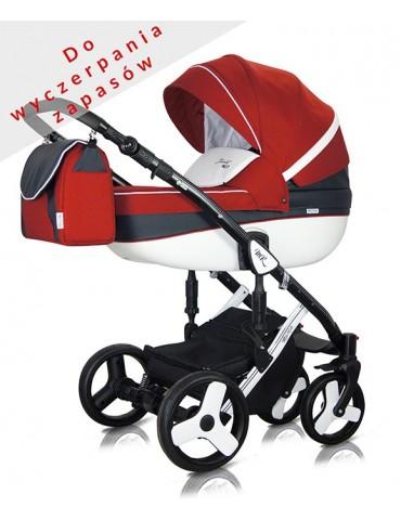 Milu Kids wózek głęboko-spacerowy STARLET NEW 2w1