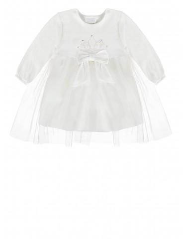 Sukienka niemowlęca bawełniana Royal 62-74 Sofija