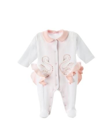 Pajac niemowlęcy bawełniany Amira 62-74 Sofija