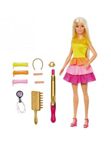 Barbie Lalka Stylowe loki