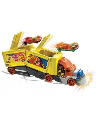 Hot Wheels Ciężarówka z kraksą