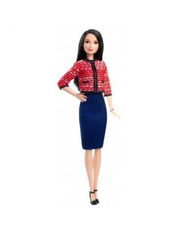 Barbie 60 urodziny Lalka Kariera polityczna