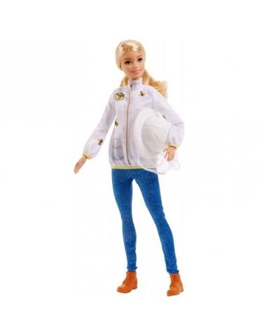 Barbie Lalka Pszczelarka Blondynka z Akcesoriami