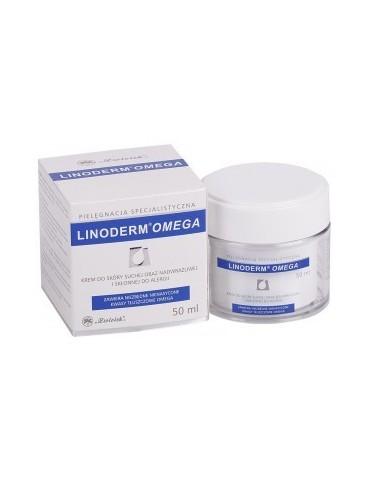 Krem do skóry suchej i wrażliwej Lonoderm Omega