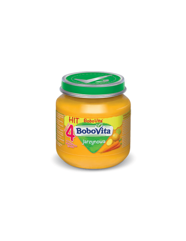 BoboVita Jarzynowa 125g