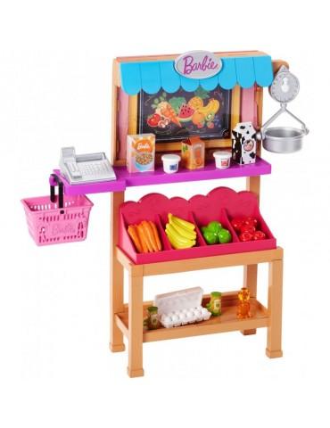 Barbie Sklepik spożywczy Mattel