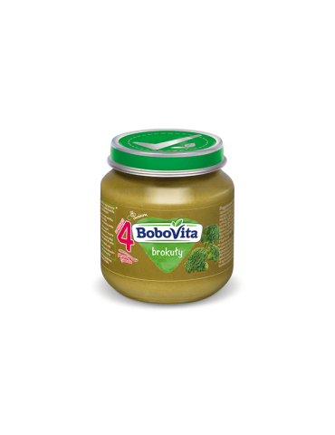 BoboVita Brokuły 125g