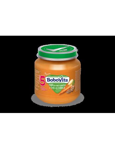 BoboVita Zupka warzywna z cielęcinką 125g