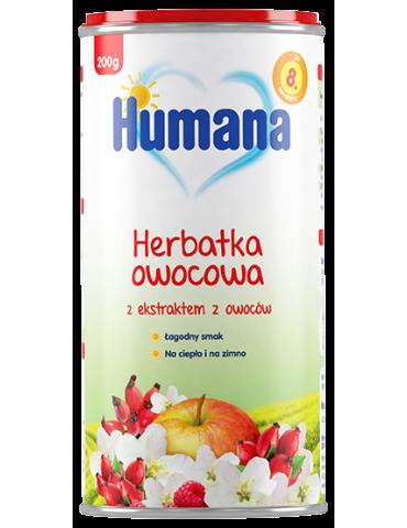 Humana Herbatka owocowa po 8. miesiącu życia