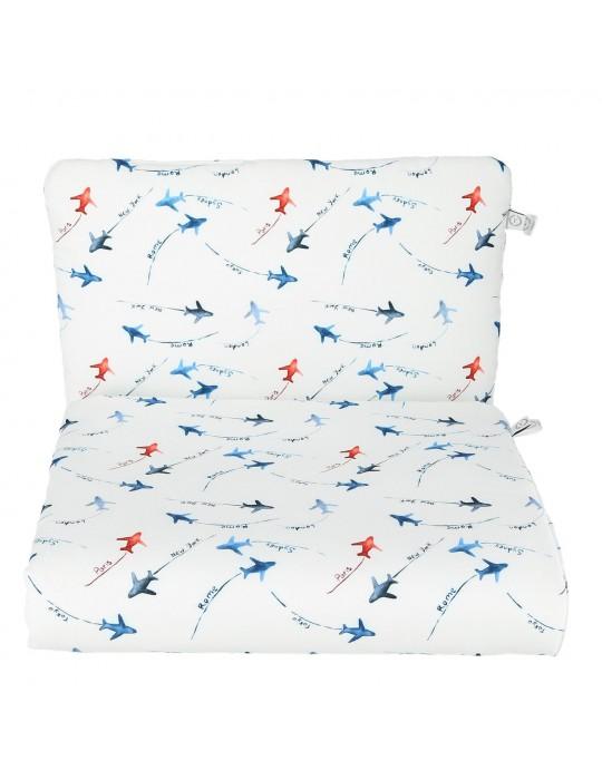 Yosoy Kołderka bambusowa Aeroplanes