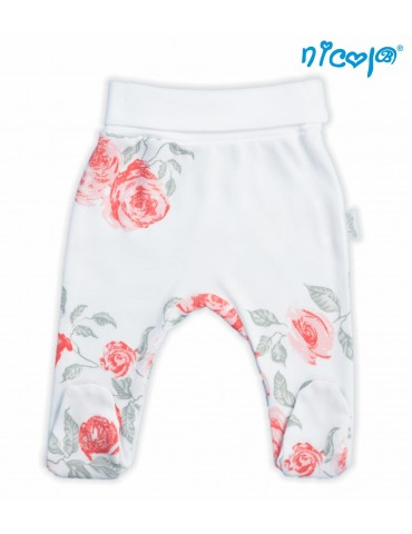 Półśpioch niemowlęcy bawełniany ALA 56-86 Nicola 10003