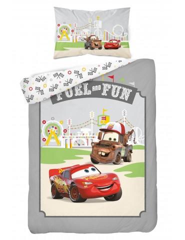 Detexpol Pościel Dla Dzieci 100x135 Cars