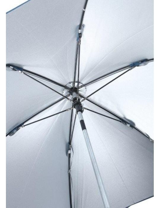 Angre Parasolka do wózka UV 50+ Mid Grey Titanium baby