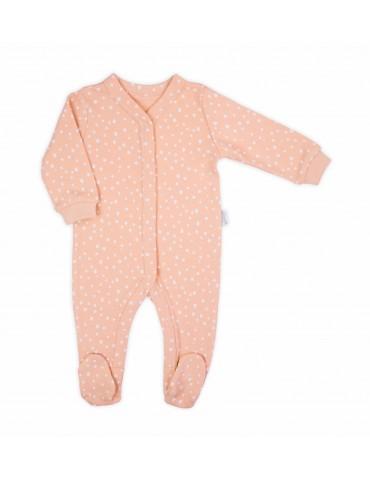 Pajac niemowlęcy bawełniany RAINBOW 56-68 Nicola