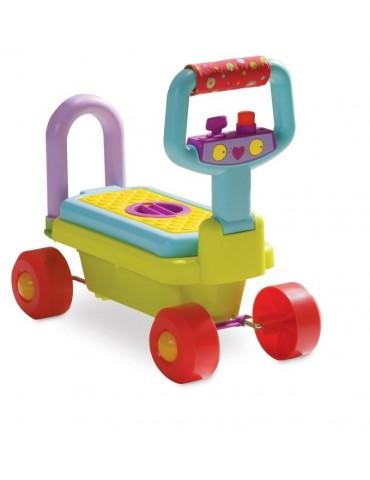 Jeździk-Pojemnik na zabawki 4 w 1 Taf Toys