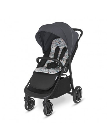Baby Design Wózek spacerowy Coco Graphite 2021