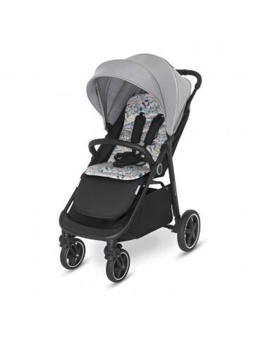 Baby Design Wózek spacerowy Coco Grey 2021